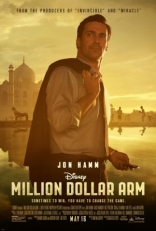фильм Рука на миллион* Million Dollar Arm 2014