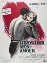 фильм Хиросима, моя любовь Hiroshima mon amour 1959