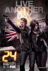 фильм 24 часа: Проживи еще один день* 24: Live Another Day 2014