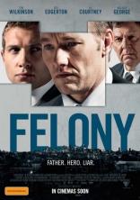 фильм Особо тяжкое преступление* Felony 2013