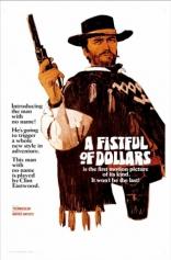 фильм За пригоршню долларов Per un pugno di dollari 1964
