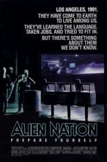 фильм Чужая нация Alien Nation 1988