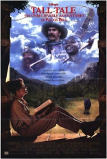 фильм Легенды дикого запада Tall Tale 1995