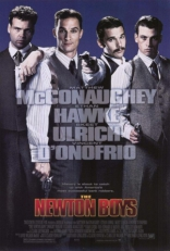 фильм Братья Ньютон The Newton Boys 1998