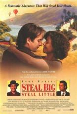 фильм Один из двух* Steal Big Steal Little 1995