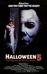 фильм Хэллоуин 5: Месть Майкла Майерса Halloween 5 1989