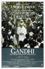 фильм Ганди Gandhi 1982