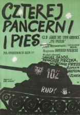 фильм Четыре танкиста и собака Czterej pancerni i pies 1966-1970