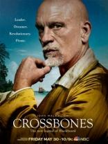 фильм Череп и кости Crossbones 2014-