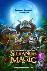фильм Странная магия* Strange Magic 2015