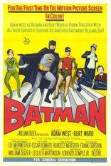 фильм Бэтмен Batman: The Movie 1966