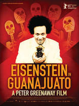 фильм Эйзенштейн в Гуанахуато Eisenstein in Guanajuato 2015
