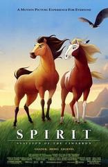 фильм Спирит: душа прерий Spirit: Stallion of the Cimarron 2002