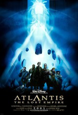 ����� ���������: ���������� ��� Atlantis: The Lost Empire 2001