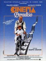 фильм Новый кинотеатр «Парадизо» Nuovo Cinema Paradiso 1988