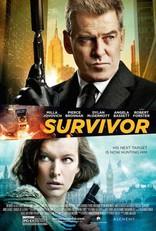 фильм Уцелевшая* Survivor 2015