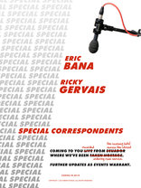фильм Специальные корреспонденты* Special Correspondents 2016