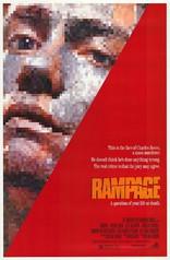фильм Неистовство Rampage 1987