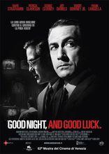 фильм Спокойной ночи и удачи Good Night, and Good Luck. 2005