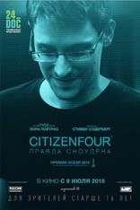 фильм Citizenfour. Правда Сноудена Citizenfour 2014