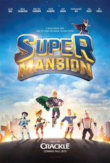 фильм Суперособняк* Supermansion 2015-