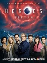 фильм Герои: Перерождение* Heroes Reborn 2015