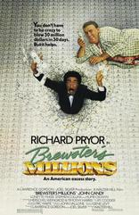 фильм Миллионы Брюстера Brewster's Millions 1985