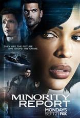фильм Особое мнение* Minority Report 2015-