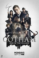 ����� ����� Gotham 2014-