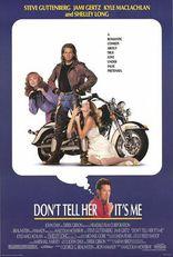 фильм Не говори ей, что это я Don't Tell Her It's Me 1990