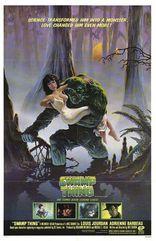 фильм Болотная тварь Swamp Thing 1982