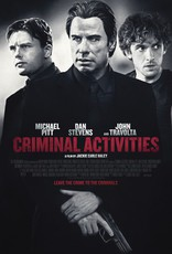 фильм Преступная деятельность* Criminal Activities 2015
