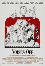 фильм Безумные подмостки Noises Off... 1992