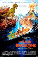 фильм Земля до начала времен Land Before Time, The 1988