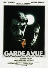 фильм Под предварительным следствием Garde à vue 1981