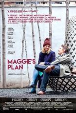 фильм План Мэгги* Maggie's Plan 2015