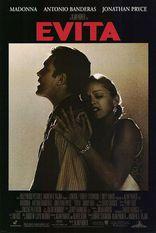 фильм Эвита Evita 1996