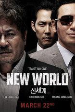 фильм Новый мир Sinsegye 2013