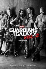 ����� ������ ��������� 2 Guardians of the Galaxy Vol. 2 2017