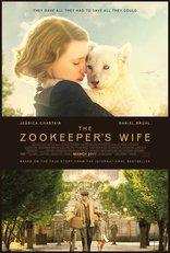 фильм Жена владельца зоопарка* Zookeeper's Wife, The 2015