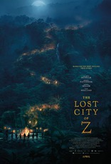фильм Затерянный город Зет* Lost City of Z, The 2017