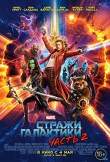 фильм Стражи Галактики. Часть 2 Guardians of the Galaxy Vol. 2 2017