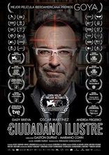 фильм Почётный гражданин El Ciudadano Ilustre 2016