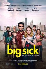фильм Любовь-зараза* The Big Sick 2017