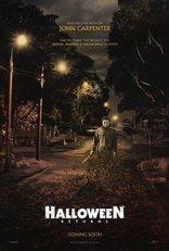 Хэллоуин возвращается*