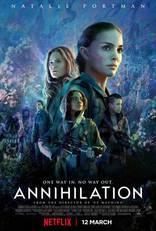 фильм Аннигиляция Annihilation 2018