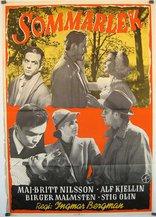 фильм Летняя игра Sommarlek 1951
