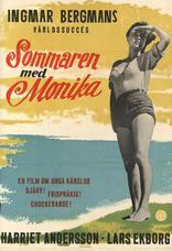 фильм Лето с Моникой Sommaren Med Monika 1953