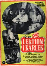 фильм Урок любви En lektion i kärlek 1954