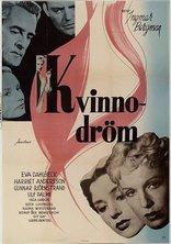 фильм Женские грёзы Kvinnodröm 1955